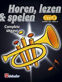 horen lezen spelen compleet trompet